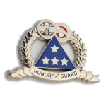 LA honor guard pins