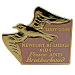 brotherhood pins
