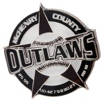 outlaws trading pins