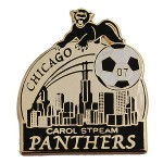 panthers trading pins