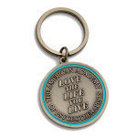 physiotherapists key chain